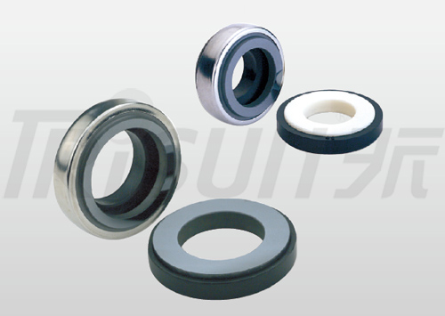 TS 301 Single-Spring Mechanical Seal( replace AESSEAL B01,BURGMANN BT-AR,CRANE PR/DR,FLOWSERVE 118,MUT FA;for Cyclan)