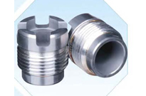Tungsten Carbide Spiral Nozzle for PDC Bits in Cross Shape