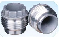 Tungsten Carbide Spiral Nozzle for PDC Bits in Gear Shape
