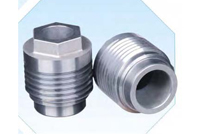 Tungsten Carbide Spiral Nozzle for PDC Bits in hexagonal Shape