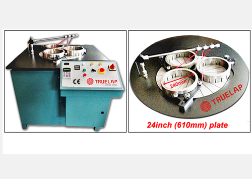 Lapping machine  24inch