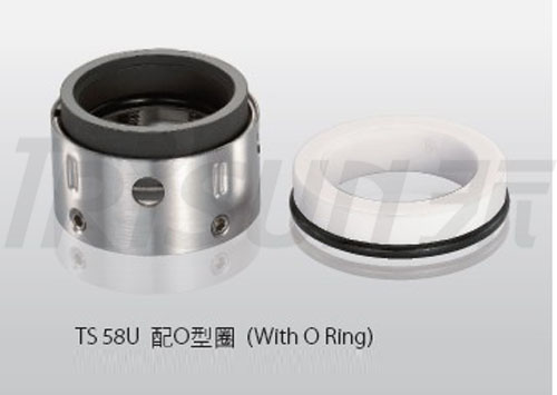 TS58U Machined Mechanical Seal (Replace AESSEAL M03S ,BURGMANN BT-C5.KU,CRANE 58U,MTU DR3-S) TS59U (Replace AESSEAL M03 ,BURGMANN BT-C56.KU,CRANE 59U,MTU DR3-SC)